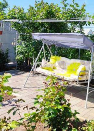 Качель садовая Ольса (Olsa) Бари с900