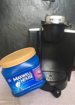 Maxwell House French Roast Заварной Молотый Кофе