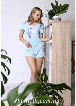 """Комплект одежды для дома из коллекции """"Summer"""" (16291) арт. 858"""