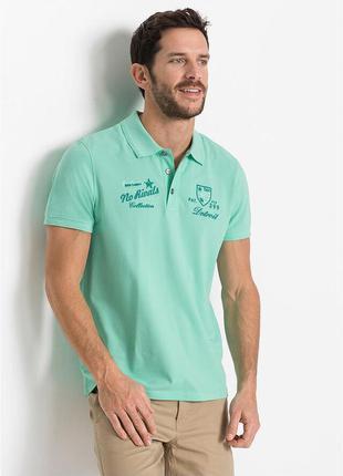 Мужская  футболка - поло .