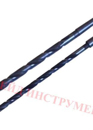 Сверло с коническим хвостовиком (ГОСТ 2092-77)