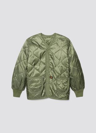 Куртка-подстежка als92/liner alpha industries (оригинал) цвета...