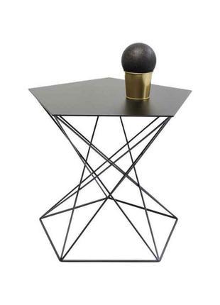 Приставной столик Miami Wire Ø60cm