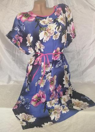 Платье штапель
