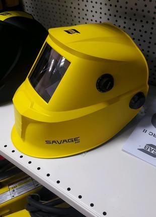 Сварочная маска SAVAGE A40 ЭСАБ