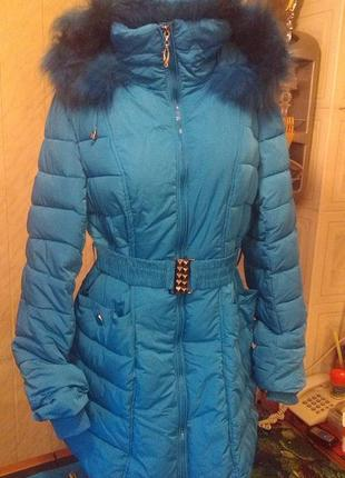 Куртка пальто 48-50р