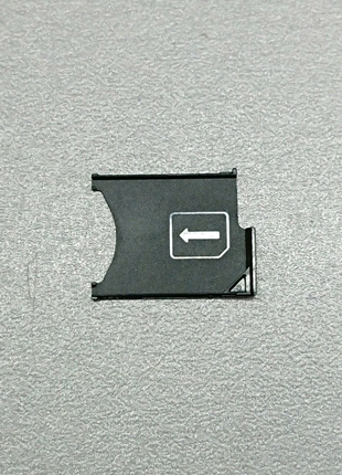 🔥SIM лоток для Sony Xperia Z C6602 C6603.  Оригинал 1264-3045
