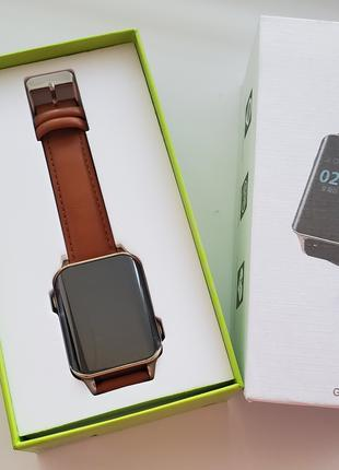 Смарт-часы A16 с пульсометром и GPS