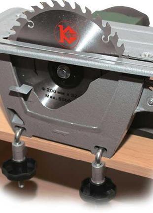 Пила дисковая PROCRAFT  2500 переворотка