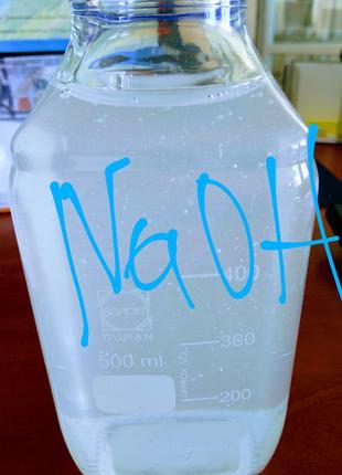 Сода каустическая жидкая/натр едкий/гидроксид натрия/soda caustik