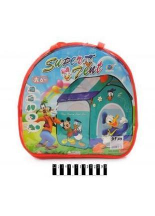 Детская игровая палатка 999-107