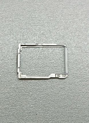 Лоток SD для Sony Xperia M5 E5633 (E5653 E5603 E5606). Оригинал!