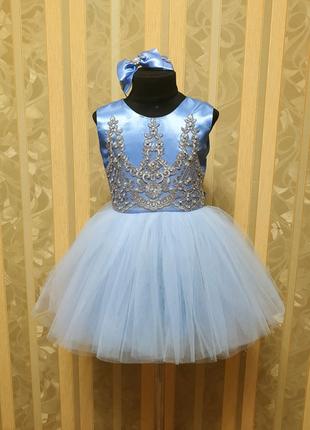 Продам авторское нарядное детские платье