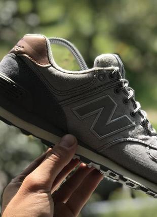 New balance 574 спортивные кроссовки