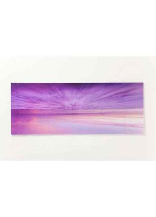 Картина на стекле Horizon Sunset 70x180cm
