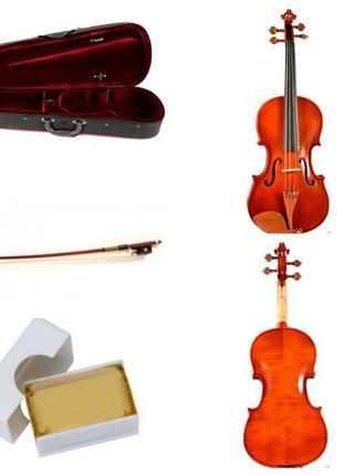 Скрипка Rafaga AE (4/4, 3/4, 1/2, 1/4, 1/8) не фанерная