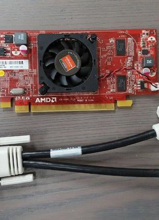 Видеокарта AMD RADEON HD 8350 1Gb 2x DVI низкопрофильная PciE