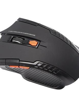 Оптическая беспроводная мышь 1200 точек/дюйм 2,4 ГГц