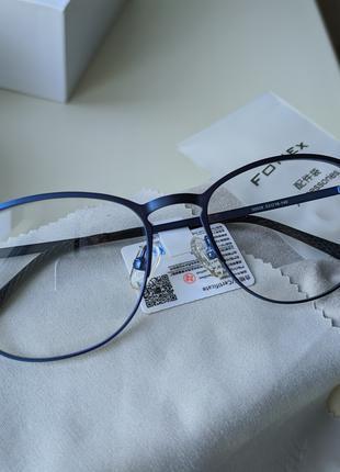 Титановая оправа для очков