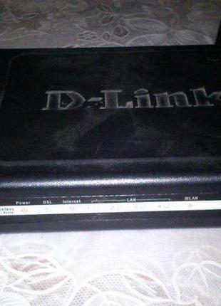 Модем D-Link WiFi