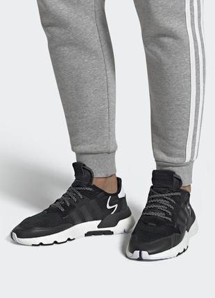 Мужские кроссовки adidas nite jogger ee6254  bbb