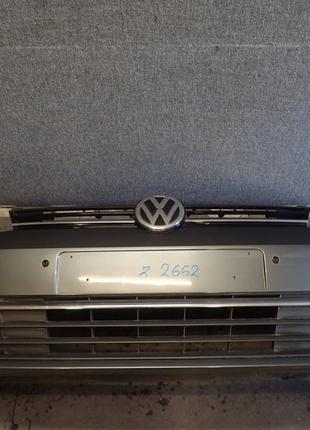 Volkswagen Golf 7 VII 2017- рестайлинг бампер передний