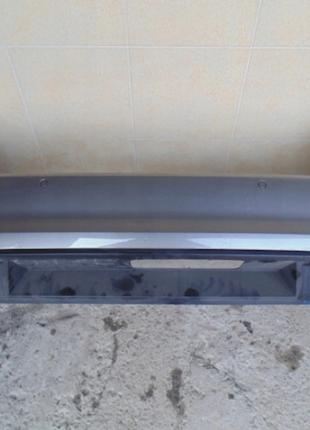 Volkswagen Golf 7 VII 2012- универсал бампер задний