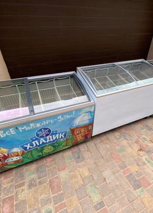 Морозильный ларь, Морозильная камера, Морозилка