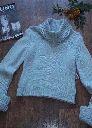 Женский свитер из французкой шерсти размер s