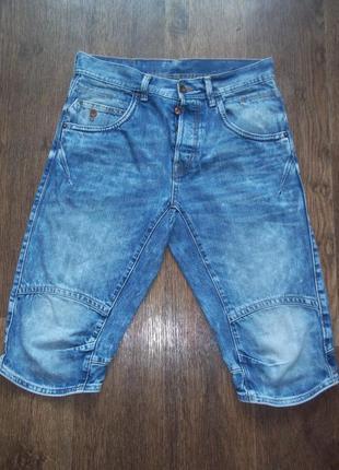 Мужские шорты бриджи карго h&m 30
