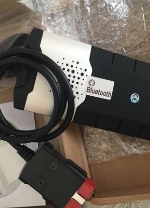 Автосканер DELPHI DS150E +Bluetooth Програма
