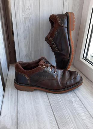 Мужские туфли ботинки timberland тимберленды