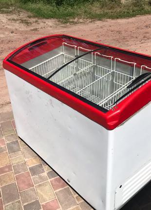 Морозильный ларь Juka, Морозильная камера 450 литров