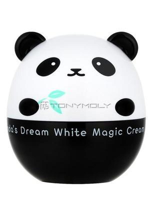 Ночная отбеливающая маска tony moly panda's dream white sleepi...