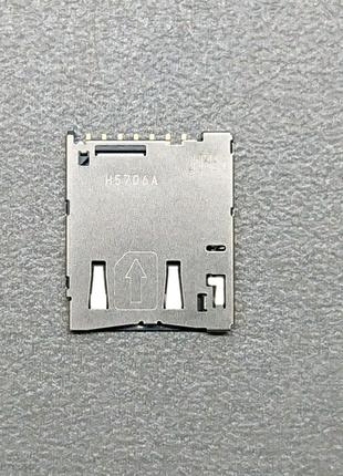 Разъём SIM Sony Xperia M4 Aqua E2312/ E2333/ E2303, F63012015007