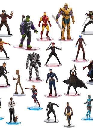 Мега набор фигурок Мстители Марвел – Marvel´s Avengers от Disney