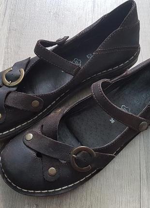 Женская обувь nature нат.кожа размер 36 (23,5см)