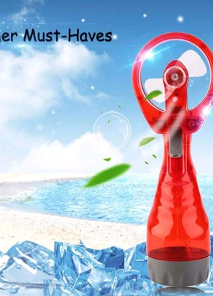 Вентилятор с увлажнителем воздуха пульверизатор Maxland Water Spr