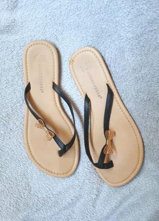 Босоножки вьетнамки шлепки шепанцы сандалии