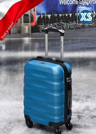Чемоданы поликарбонат валіза fly 1113 новинка польша