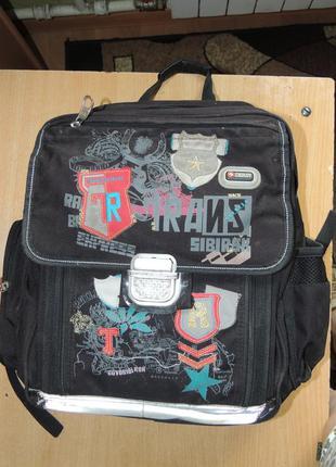 Школьный рюкзак derby с дышащей ортопедической спинкой