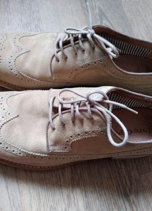 Мужские туфли броги Marc O'Polo, размер 45