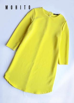 Яркое нарядное платье  от mohito