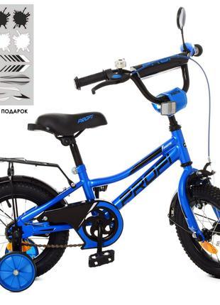 Велосипед детский двухколесный PROF1 12Д. (Y12225)