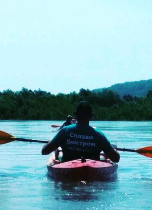 День Конституції відпочинок сплав річкою Дністер