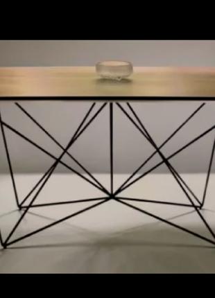 Дубовый стол Loft