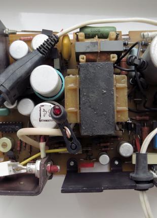 Блок питания на советский компьютер Электроника МС-1502