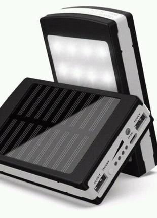 Solar50000mAh Powеr Bank,с солнечной батареей,внешний аккумулятор