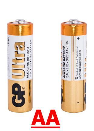 Батарейка АА GP ULTRA LR6 1.5V AA блистер 5 шт