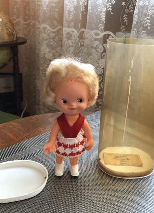 Кукла мини ГДР новая в коробке